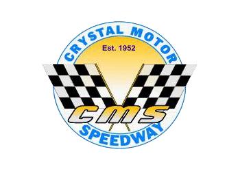Crystal Motor Speedway Logo