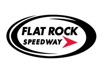 Flat Rock Speedway Logo