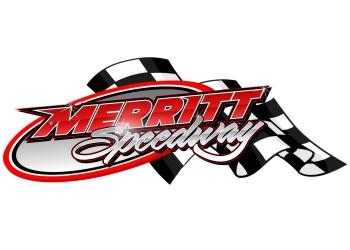 Merritt Speedway Logo