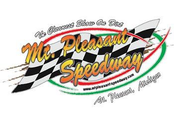Mt. Pleasant Speedway Logo