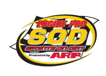 Sprints on Dirt SOD Logo