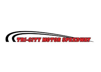 Tri-City Motor Speedway Logo